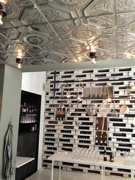 American Tin Ceiling Company by Modern Tin Kitchen Ceilings Kitchen