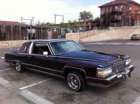 Cadillac Fleetwood Lowrider For Sale Find Used 1984 Cadillac Fleetwood Brougham Coupe 2 Door