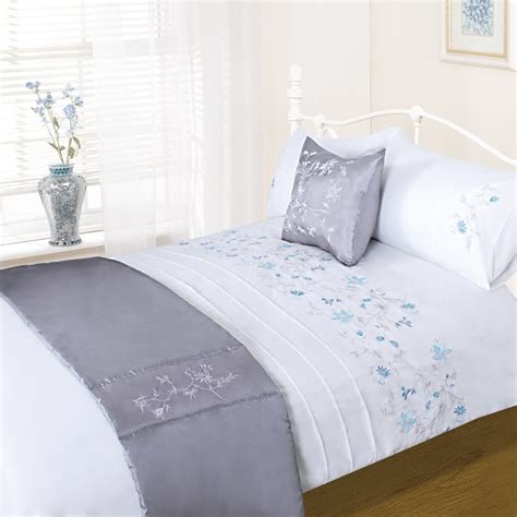 Tj Hughes Bedding Sets Garden Teal Complete Bedding Set Tj Hughes