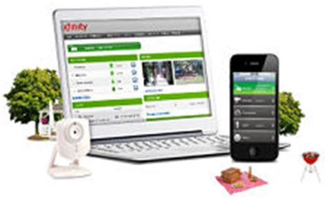 home automation for security systems