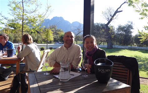 Ucla Sustainability Mba by A Ucla Global Immersion In South Africa Adds