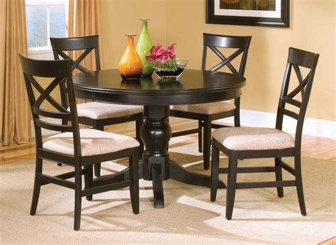 Black Kitchen Table by Kitchen Table And Chairs Painting Kitchen Table And