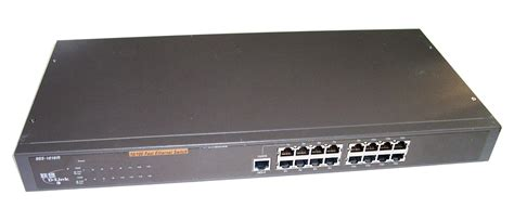 D Link Fast Ethernet Switch 16 Port Des 1016a Berkualitas d link des 1016r 16 port 10 100 mbps fast ethernet switch no rack mount bracket ebay
