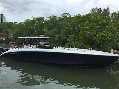 43 midnight express 2016 for sale in boca raton florida