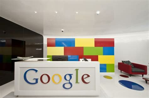 google office design philosophy oficinas diferentes