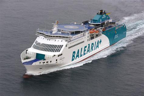 eco catamaran ibiza con la compra del ferry d 233 nia ciutat creativa bale 224 ria