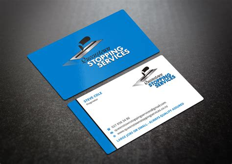 plastering business cards templates playful business card design for steve by indian