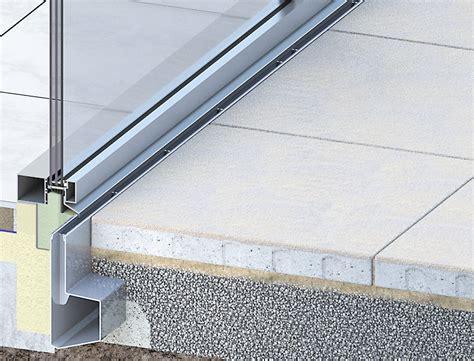 terrasse zubehör schlitzrinne typ ino 660 sr f 195 188 r die fassade