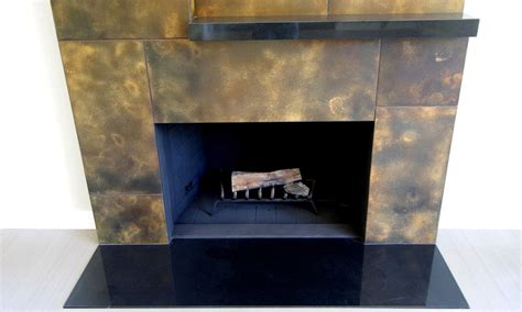install fireplace mantels surrounds tile plus