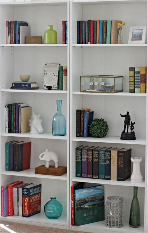 117 best images about bookcase styling on