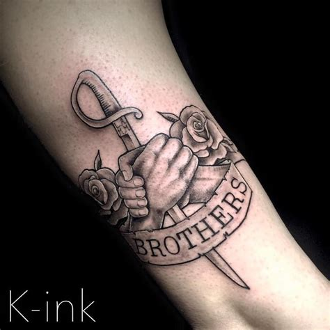 brothers tattoo best 25 meaningful tattoos for ideas on