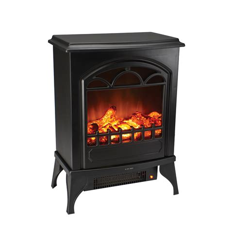 Electric Heater Stoves Sale 750 1500 Watt Wood Stove Style Electric Heater