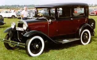 1930s Ford 1930 Ford Tudor Antique Car Magazine