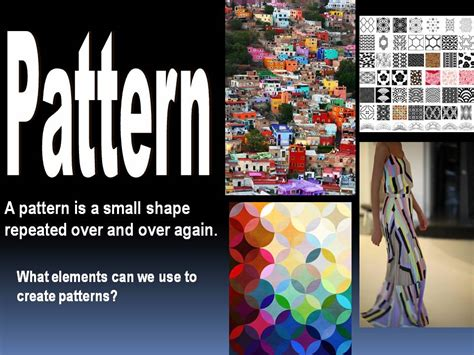 pattern principle of art principles of art pattern art 1 pinterest art