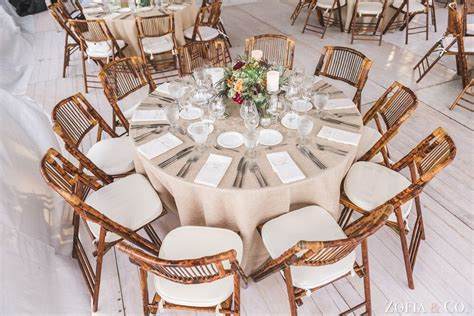 white bamboo wedding chairs furniture placesetters inc