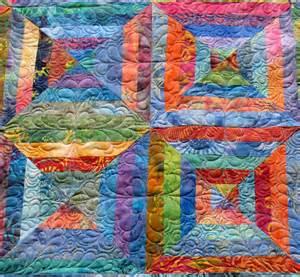 Batik Quilt by Molly S Batik Quilt Carla Barrett