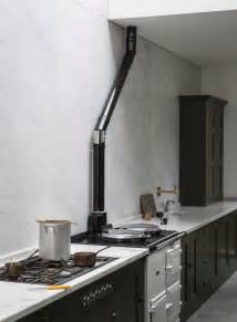this look a subtly glamorous kitchen in