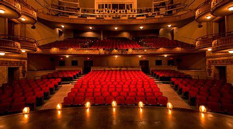 seven venues chrysler seating chart theatre sevenvenues