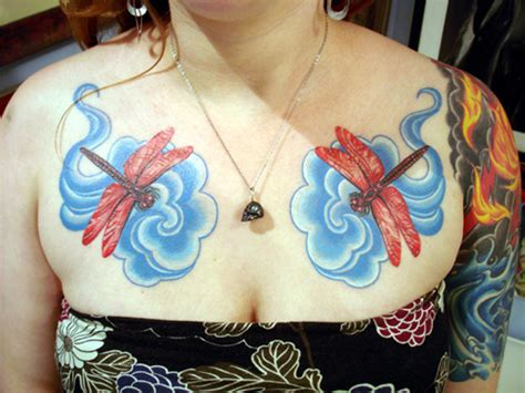 hope gallery tattoo in new haven dragonflys by julio rodriguez tattoonow