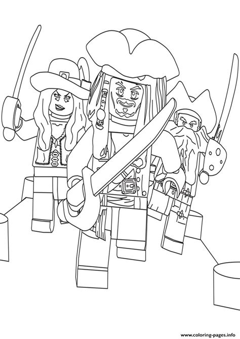 lego ninjago pirate coloring pages lego pirates jack running coloring pages printable