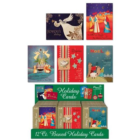 discount boxed cards wholesale boxed premium cards 6 assorted in a