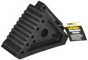 Maxxtow Towing Products 70073 Camco 44472 Wheel Chock With Rope Dealsaving