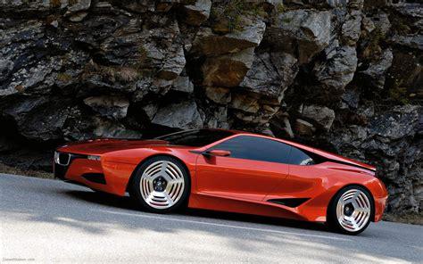bmw concept car bmw m1 homage concept car widescreen car photo 17