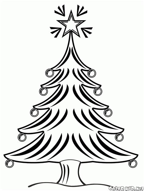 new christmas tree coloring pages coloring page christmas trees