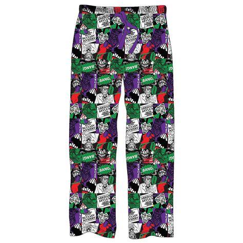 Dc Pendek Joger Size S M L Xl the joker lounge bottoms sleep joggers pyjama s m l xl pjs mens dc ebay