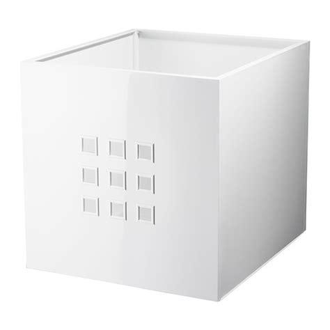 ikea tool storag lekman box white 33x37x33 cm ikea