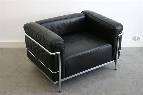 lc3 armchair by le corbusier for cassina for sale at pamono