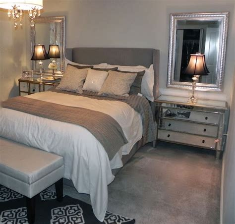 Gray And Beige Bedroom | gray and beige bedroom grey sheets the paint is benjamin moore wickham gray culture scribe