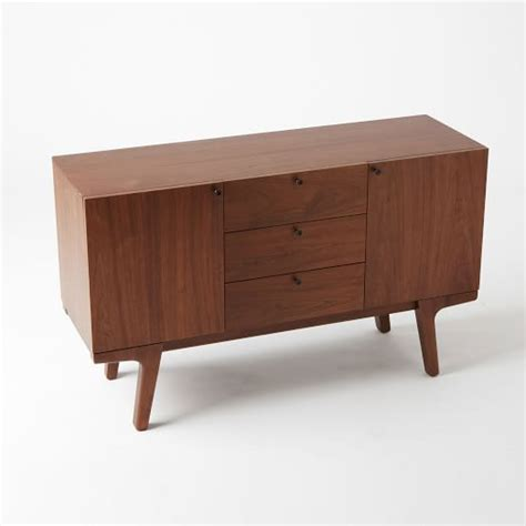 modern media console modern media console walnut west elm