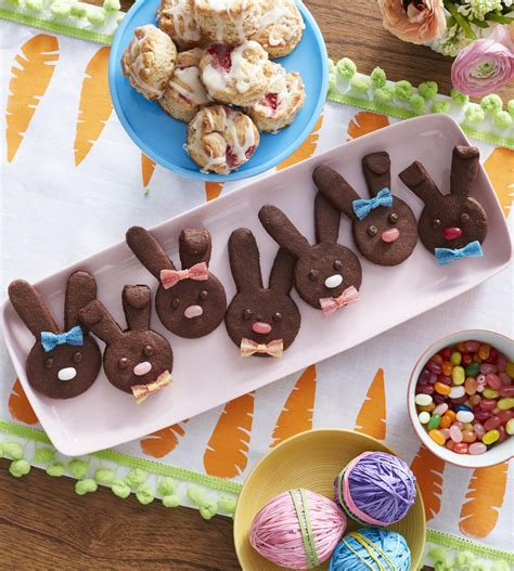 food crafts easter crafts food and