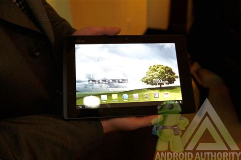 Tablet Asus Transformer Prime 700t best android tablets 2012