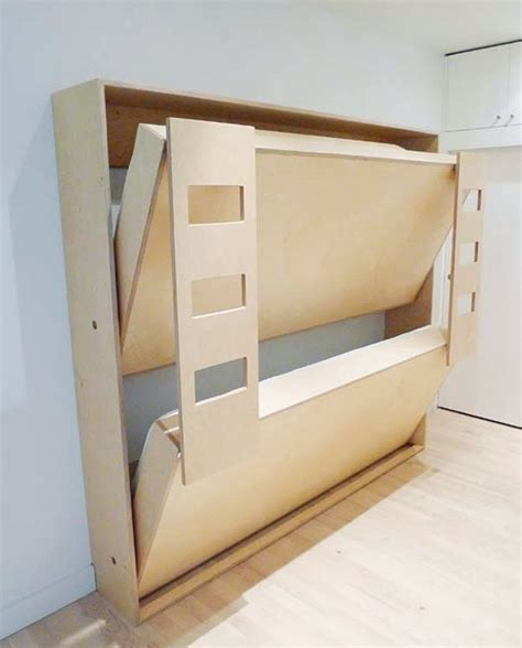 Murphy Bed With Table Went To Portland Murphy Bunk Bed Plans Pdf Home Design Ideas