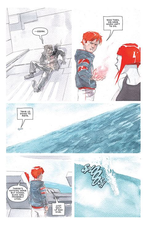 descender volume 5 rise of the robots books descender 21 releases image comics