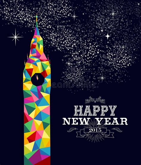 new year 2015 poster design new year 2015 poster design stock vector image