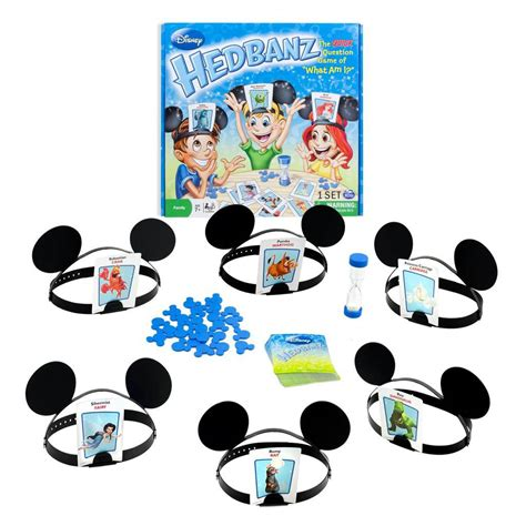 Where Can I Buy A Disney Gift Card - spin master spin master games disney hedbanz