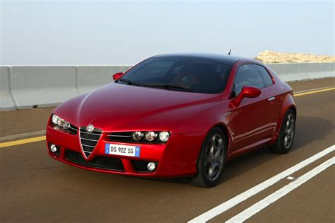 Alfa Romeo V6 by Alfa Romeo Brera 3 2 Jts V6 3 Photos And 52 Specs