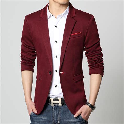 Suit Blazer 2016 new autunm fashion blazer stylish casual slim fit