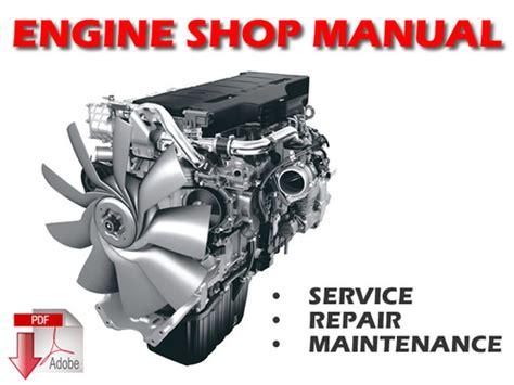 navistar maxxforce 11 13 diesel engine service repair manual