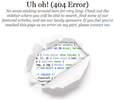 best 404 page best of best 404 error page designs