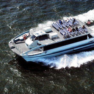 atlantic city fall boat show ny harbor s best manhattan and nj site seeing cruise