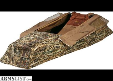 goose hunting layout blinds sale armslist for sale cabela s duck hunting layout blind