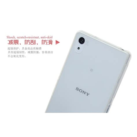 imak ultra thin tpu for sony xperia z2 transparent