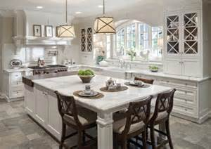 White Kitchen Island by 38 Amazing Kitchen Island Inspirations Godfather Style