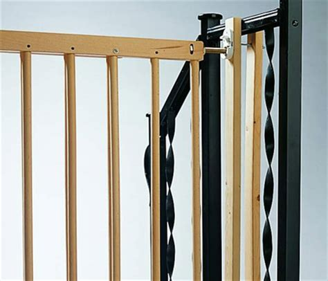 Safety Gate Banister Kit by Gate Installation Kit