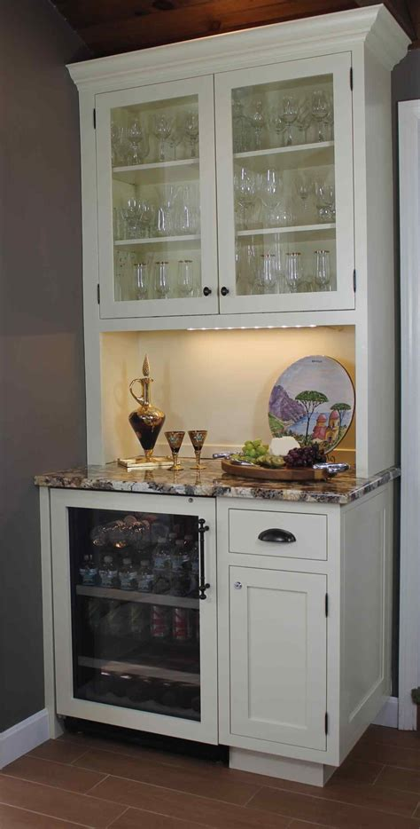 Small Kitchen Hutch Cabinets Small Kitchen Hutch Deductour