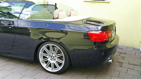 Bmw E93 M Paket Tieferlegen by Bmw 335i E93 Cabrio Lci Facelift 3er Bmw E90 E91